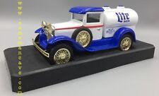 Miller Lite Model A Tanker Bank