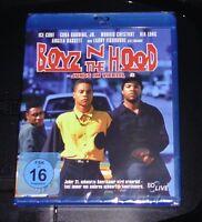 Boyz N The Cappuccio Con Ghiaccio Cubo / Cuba Gooding blu ray Veloce Nuovo & Ovp