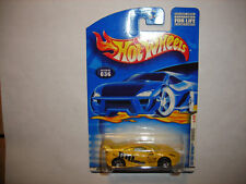 2001 HOT WHEELS FIRST EDITIONS 036 TOYOTA CELICA TUNER DRIFT  RHI TURBO FREE SHP