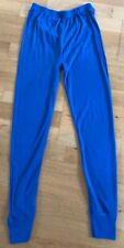 "MOUNTAIN WAREHOUSE blue Isotherm ""warmth without weight"" thermal trousers Age 13"