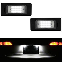 ECLAIRAGE PLAQUE LED BMW SERIE 3 E91 TOURING SPORT LUXE PACK FEUX BLANC XENON