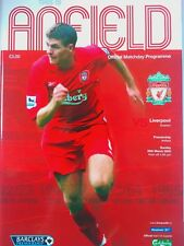 Liverpool v Everton 20/3/2005 Barclays Premiership