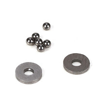Losi TLR2947 Tungsten Carbide Diff Balls,2mm (6) : 22/22T/22SCT/22 2.0