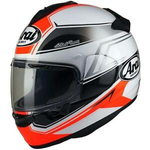 NEW Arai Chaser-X Shaped Red from Moto Heaven