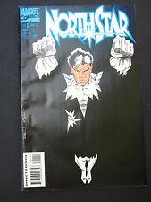 NorthStar #1 & # 00006000 2 Nm 1994 Lot of 2 High Grade Marvel Comics Alpha Flight