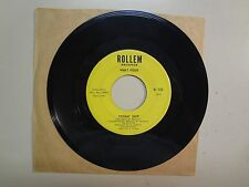 """WHAT FOUR: Tossin' Ship 1:46-No Good For Me 1:48-U.S. 7"""" 66 Rollem Records R-103"""