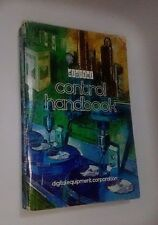 Digital Equipment Corporation DIGITAL CONTROL HANDBOOK 1971 VTG Computing