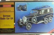 Plusmodel german radio car g4