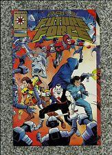 RAI AND THE FUTURE FORCE #9 1993 VALIANT COMICS GOLD VARIANT  NM 1/2 OFF