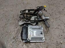 AUDI A4 B7 2.5 TDI IGNITION KIT LOST KEY SET 03G906016GN EDC16U31
