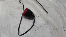 Harley VRod Sportster Dyna Softail Gloss Black Front Turn Signal Indicator