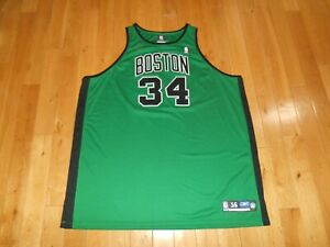 2005 Reebok Paul Pierce Alternate BOSTON CELTICS NBA Authentic Team JERSEY Sz 56