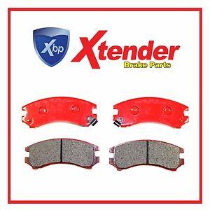 MD452 Brake Pads Semi-Metallic Front kit For Nissan Pulsar NX/Sentra