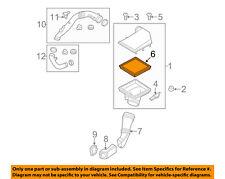 BMW OEM 11-16 535i xDrive Engine-Air Cleaner Filter Element 13717605913