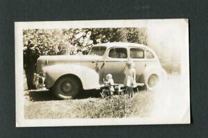 1941 Hudson Car Vintage Photo 456014