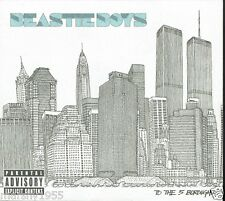 Beastie Boys - To The 5 Boroughs CD + An Open Letter To NYC CD Single