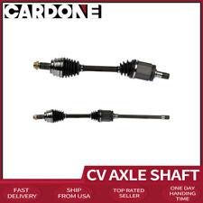 Cardone CV Axle Shaft Front Left+Right X2 Pair Fits 2004-2010 BMW X3 UU26