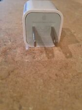 Original Apple Wall Home Plug AC USB Adapter Charger For iPhone 6s Plus 5c 5s 5