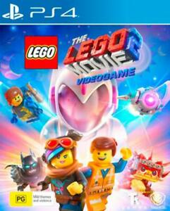 The Lego Movie 2 Sony Playstation 4 PS4, NEW SEALED AUSTRALIAN RELEASE GENUINE