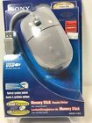 NOS NIB Sony MSAC-US5 USB Mouse with Memory Stick Read Write FREE SHIPPING
