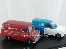 1/43 CO-OP SET ONLY 1,000 ISSUED BEDFORD CA & HA VANS MINT EXAMPLE T3412Z ~#~