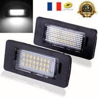 2 x LED Error numéro de plaque sans lumière BMW 3 5 Series E39 E60 E61 E90 E92