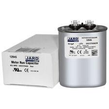 Mars run capacitor 35MFD x 370V Round Aluminum #12218