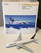 HERPA WINGS 1:500 Lufthansa Boeing 777F 524292 D-ALFA
