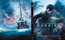 Dunkirk / Dunkerque - Blu Ray 4K Edition Spéciale - 3 Disques - Steel-Book