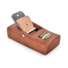 Woodworking Flat Plane Bottom Edged Wood Hand Planer Carpenter Woodcraft Tool LZ