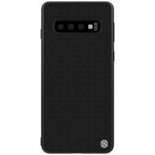 Samsung Galaxy S10 Plus Textured Case Nillkin Schutz Hule Tasche Cover