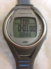 Tech4o Accelerator Pro Men's Watch Heart Rate Monitor Calorie Speed Monitor