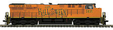 HO MTH Haloween ES-44 2 Rail DC w/DCC, Sound, & Charging Lights 80-2352-1