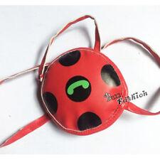Miraculous Ladybug Cosplay Lolita Kostüm Gürteltasche Anime Accessoires Rote