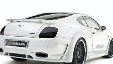 Bentley Continental GT spoiler hamann 12 BGT 130