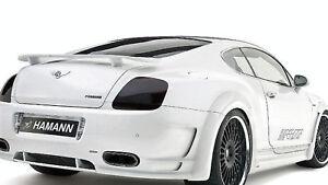 Bentley Continental (2003-2010) GT spoiler hamann 12 BGT 130