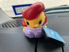 Disney Duckz rubber duck Target Princess Ariel The Little Mermaid New With Tags