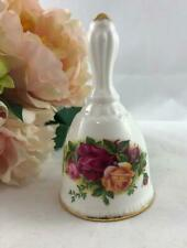 Royal Albert England Old Country Roses small Decorative Bell 'Lovely'
