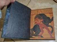 D'ANNUNZIO GABRIELE - FEDRA TRAGEDIA - ED:TREVES - SECONDA EDIZIONE ANNO:1909 DJ