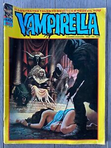 Vampirella Magazine #20 October 1972 (Warren)