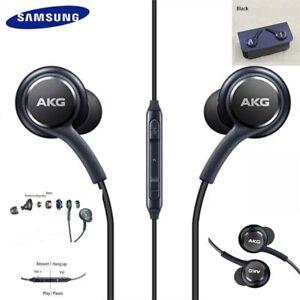 AKG Replacement In-Ear Earphones For Samsung Galaxy S10 S9 S8 S7 Headphones Mic