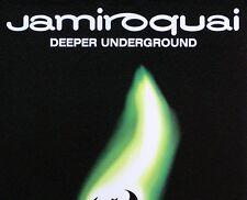JAMIROQUAI 1998 DEEPER UNDERGROUND ORIGINAL PROMO POSTER