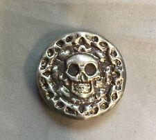 "25 gram 999 Silver Bullion ""Plata Muerta"" (Dead Silver) by YPS (Antique Finish)"