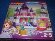 Lego Duplo Sofia Königsschloss 10595 Disney in OVP Bauanleitung Schloss OVP BA
