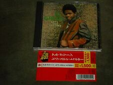 Al Green ‎Let's Stay Together Japan CD