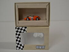 "Bub 08052 Edition 2006 Porsche 906 #60 /""1000km Nürburgring 1966/"" 1:87 Neu/""6333"