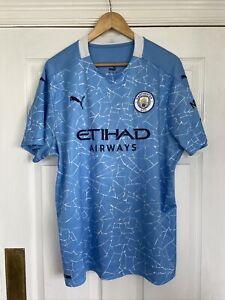 xxl Man City football shirt