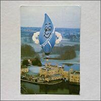 Amsterdam Holland 4 Views Postcard (P428)
