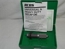 New RCBS Decap Die .22-.25 CAL  No. 87580
