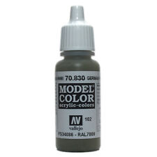 Vallejo Model Color: German Field Grey WWII - VAL70830 Acrylic Paint 17ml 102